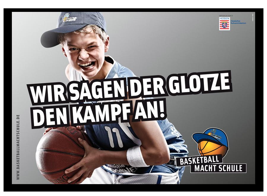 b2b Basketball macht Schule