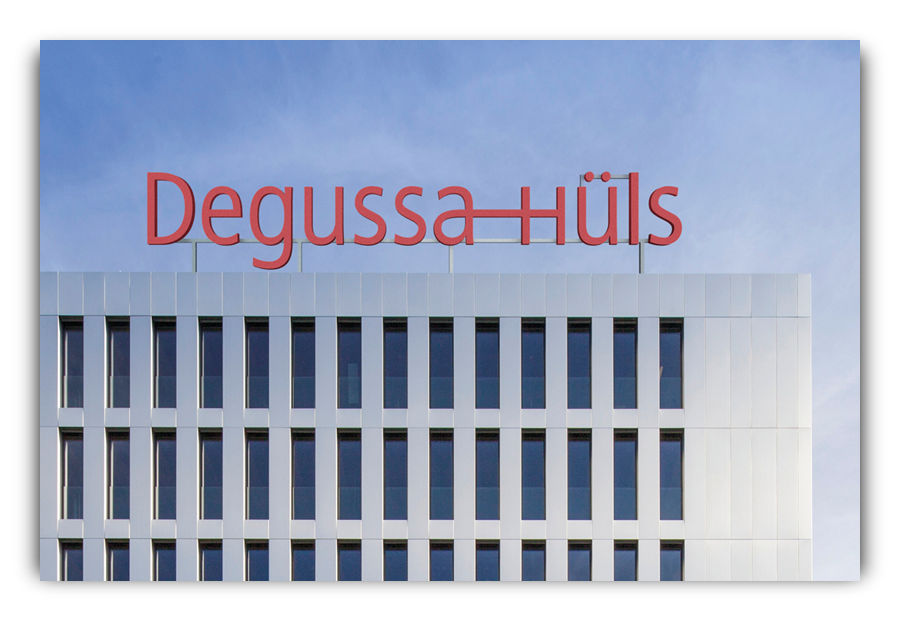Corporate DEGUSSA-HÜLS