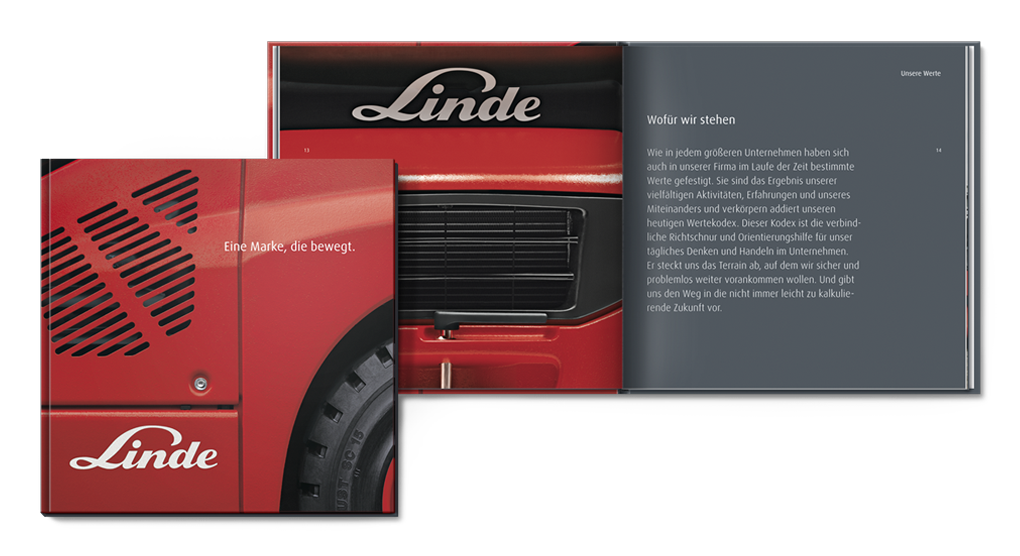 Corporate Linde Material Handling