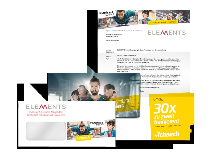 Lesch+Frei Erfolgsstories Elements Mailing